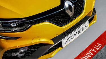 Renault Megane RS Trophy - grille