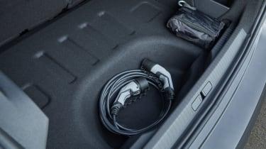Citroen e-C4 - charging cable