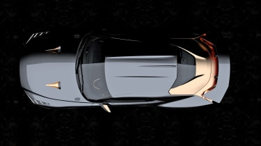 Nissan GT-R50 by Italdesign prototype roof