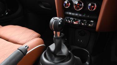 MINI Cooper S - transmission