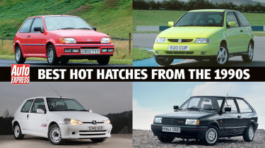 The 1990s wasn't all Britpop and tie-dye t-shirts. The pre-millennial decade was also a hotbed of automotive fun for the masses. The hot hatch was all grown up and, with extra power and just a little more finesse, was ready to give the public what they wa