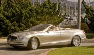 Mercedes Ocean Drive
