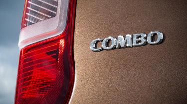 Vauxhall Combo - badge