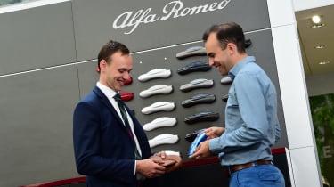 Long-term test review: Alfa Romeo Giulia Veloce - materials