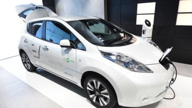Electric Vehicle Experience Centre - Nissan Leaf
