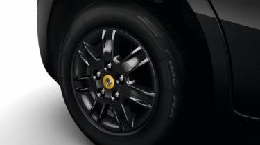 Renault Formula Edition Vans - wheel