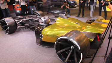 Renault R.S. Vision Concept - Shanghai rear