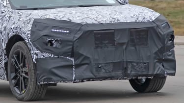 Ford Mondeo - spyshot 2