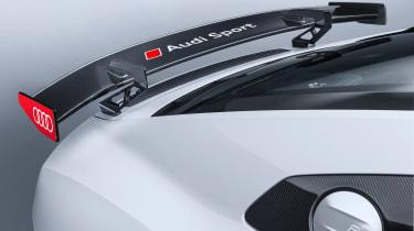 Audi TT RS and Audi R8 performance parts - Audi R8 spoiler