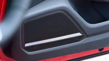 Audi A7 Sportback - speaker