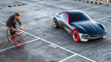 Vauxhall GT Concept - front