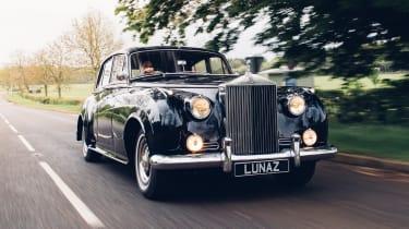 Rolls Royce Phantom EV
