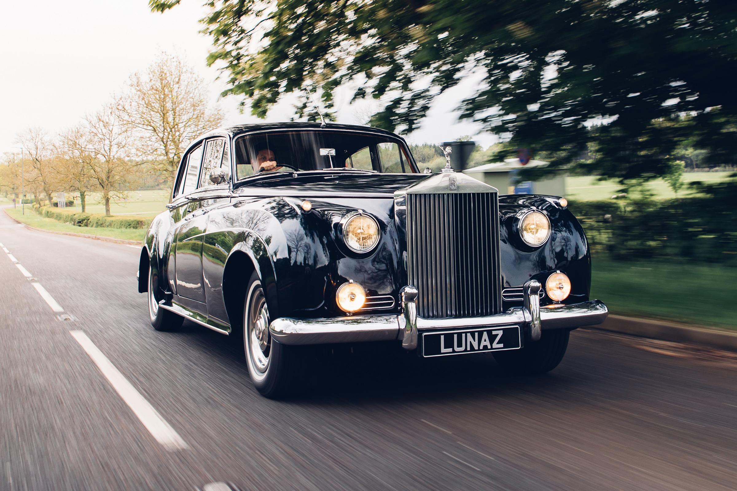 Lunaz electric classic cars | Auto Express