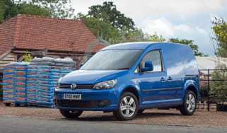 Volkswagen Caddy front left side
