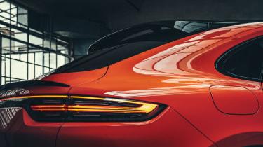Porsche Cayenne Coupe - rearlight