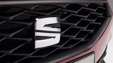SEAT Leon - grille detail
