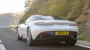 Aston Martin DB11 V8 - rear
