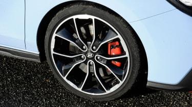 Hyundai i30 N - wheel