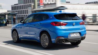 BMW X2 M35i - rear
