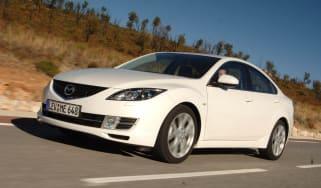 Mazda6 front