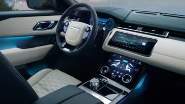 Range Rover Velar SVAutobiography - cabin