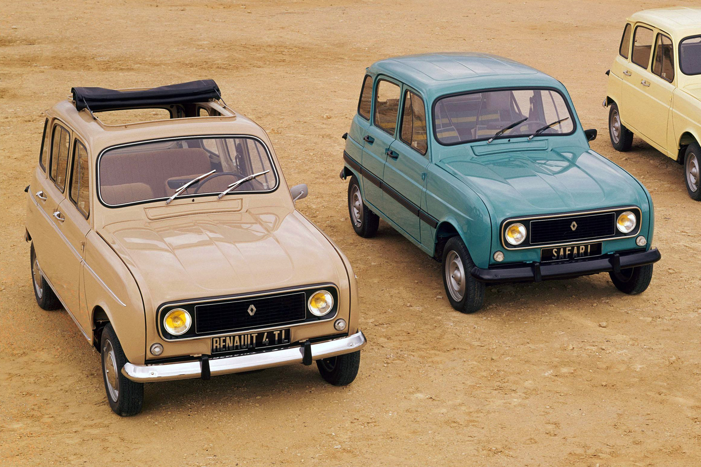 Renault 4 Buying Guide And Review 1961 1992 Auto Express