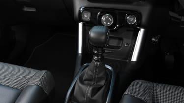 Citroen C3 Aircross - gear lever