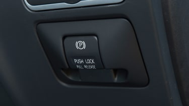 Used Volvo XC60 - interior detail