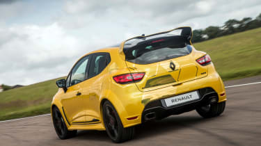 Renault Clio RenaultSport R.S.16 2016 - rear cornering