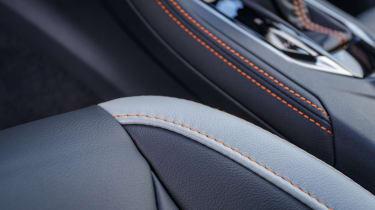 Subaru XV - seats