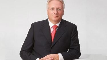 Skoda boss Winfried Vahland