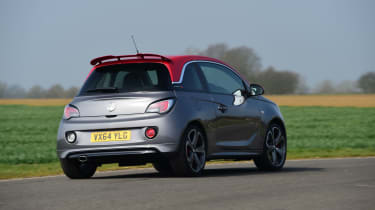 Vauxhall Adam Grand Slam - rear