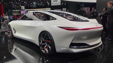 Infiniti Q Inspiration Concept - Detroit rear