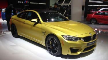 BMW M4 - Detroit Motor Show 2014