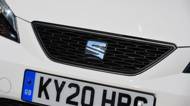 SEAT Mii electric - long termer first report grille