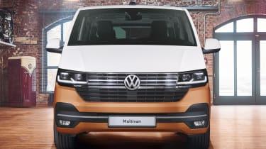 VW California - full front