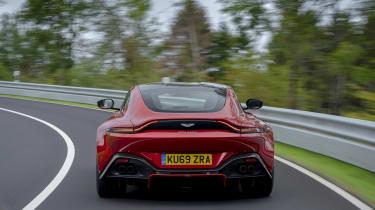 Aston Martin Vantage AMR - full rear