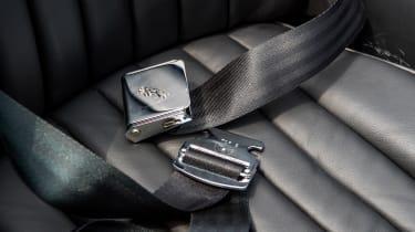 Jaguar E-Type Zero prototype - belt