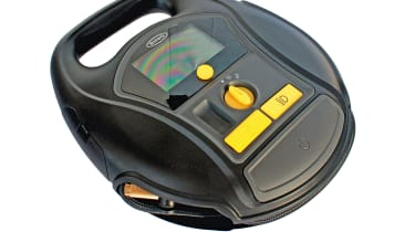 Ring RTC6000 Cordless 4 in 1 Digital Tyre Inflator & Air Pump