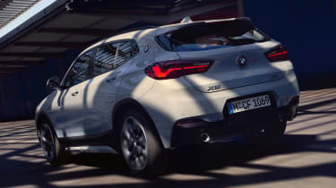 BMW X2 M Mesh Edition - rear