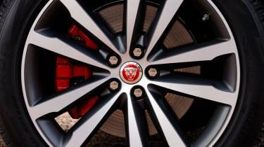 Jaguar E-Pace 240D diesel - wheel