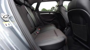 Audi A3 - rear seats