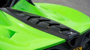 Elemental RP1 - rear detail