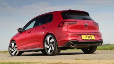 Volkswagen Golf GTI manual - rear static
