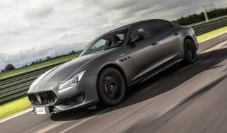 Maserati Quattroporte Trofeo - front
