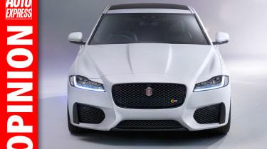 Jaguar XF opinion