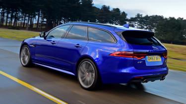 Jaguar XF Sportbrake - rear