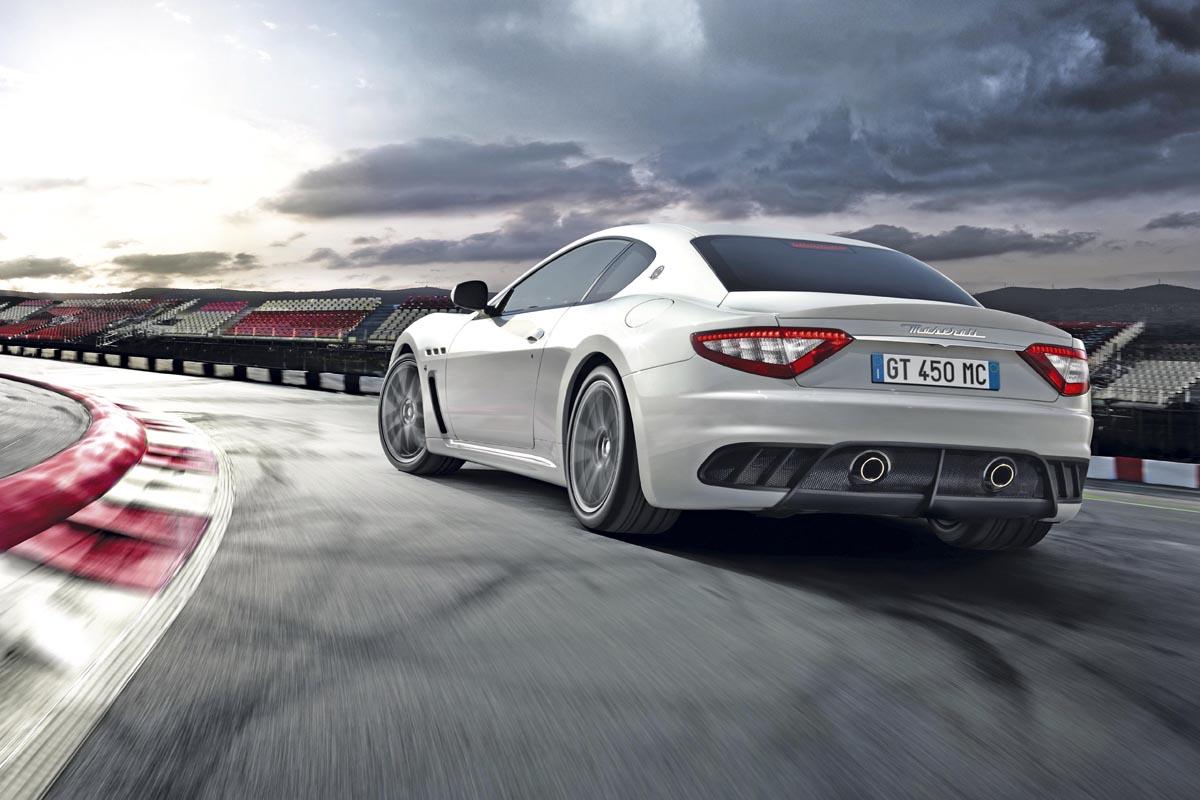 Maserati GranTurismo MC Stradale   Reviews     Auto Express
