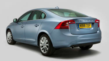 Used Volvo S60 - rear