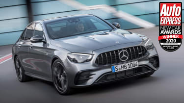 Mercedes gave the E-Class a mid-life boost earlier this year, cementing its position as the ultimate executive car - with updated styling, improved tech and the usual levels of style, space and luxury.